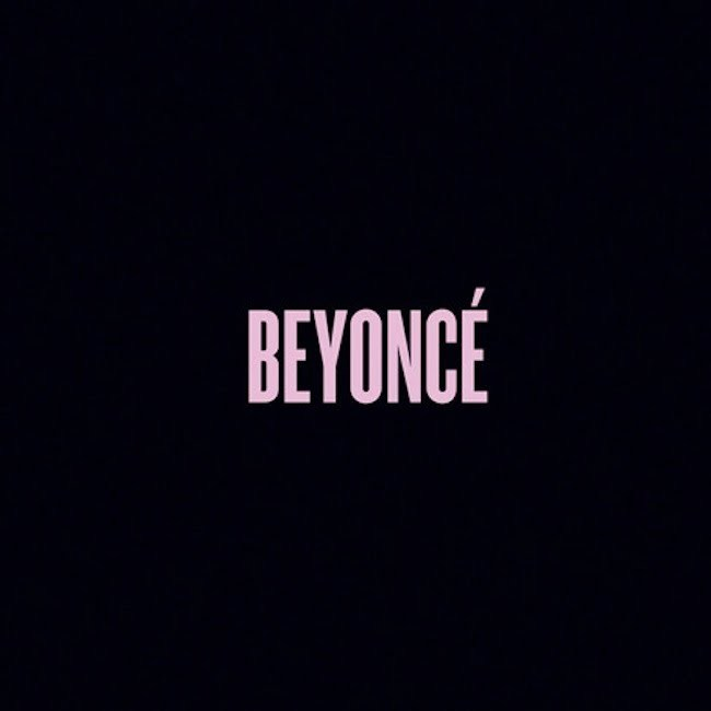 Beyonce album artwork cover