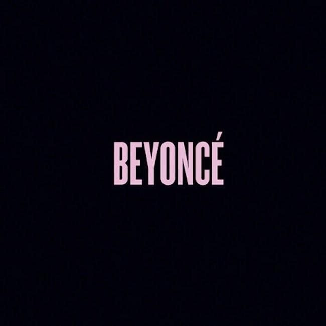 Beyonce album artwork cover