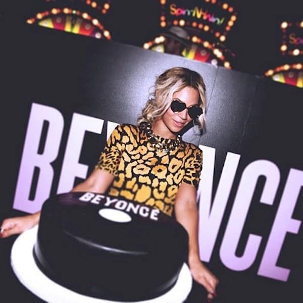 Beyonce album party