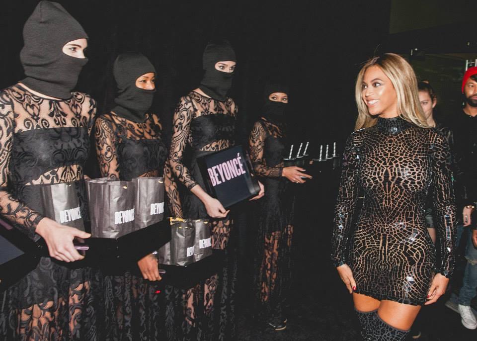 Beyonce album screening