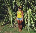 Beyonce in Jamaica 2013
