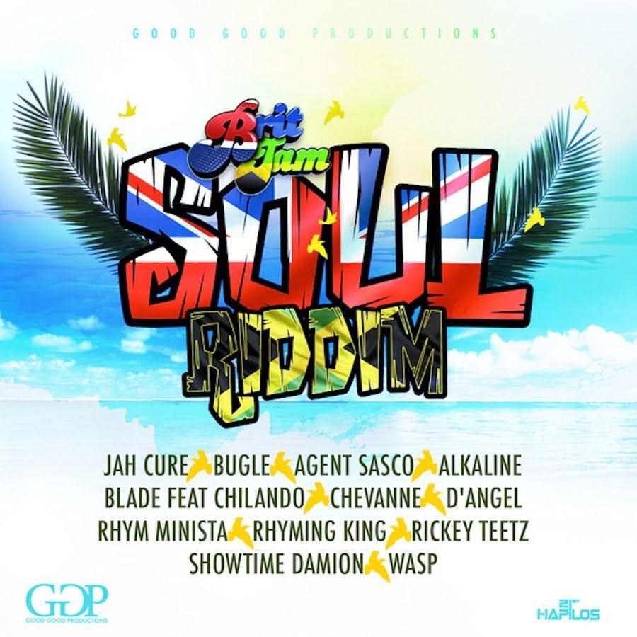 Britjam Soul Riddim cover