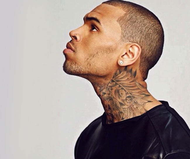 Chris Brown 2014 pic