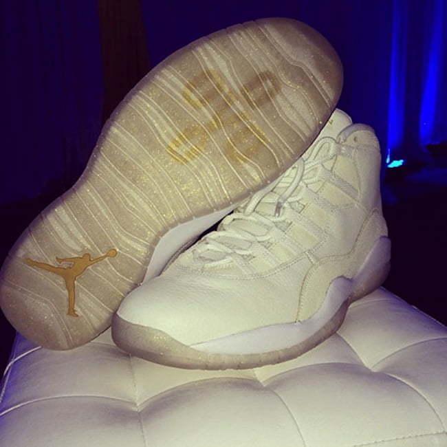 Drake OVO Jordans