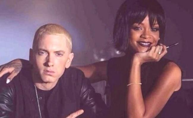 Eminem and Rihanna Monster video