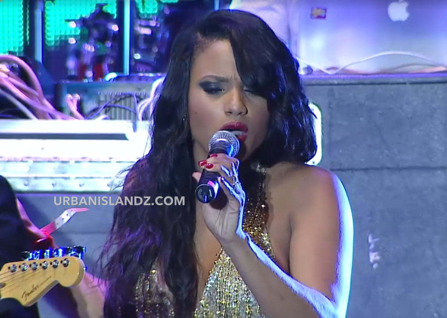 Ishawna Sting 2013