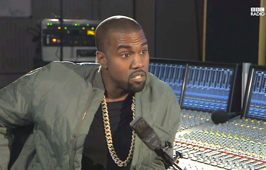 Kanye West Denies Saying He Is Greater Than Nelson Mandela