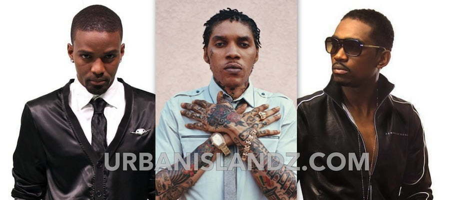Konshens Vybz Kartel and Busy Signal