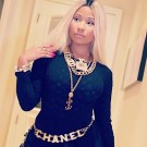 Nicki MInaj 2014 blonde