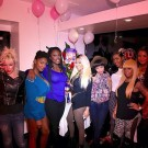 Nicki Minaj birthday bash 1