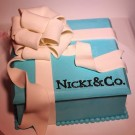 Nicki Minaj birthday cake 1