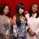 Nicki Minaj mom and sister
