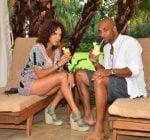 Nicole and Boris in Jamaica