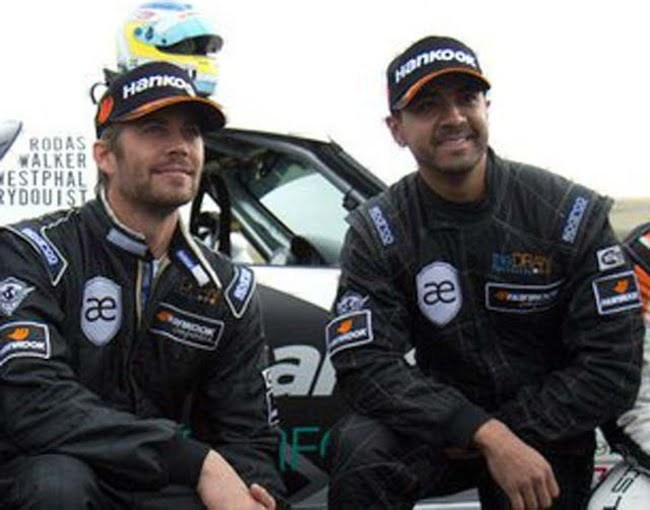 Paul Walker and Roger Rodas dead