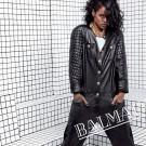 Rihanna Balmain ad 1