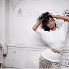 Rihanna Balmain ad