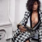 Rihanna Balmain ad 2