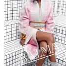 Rihanna balmain outfit