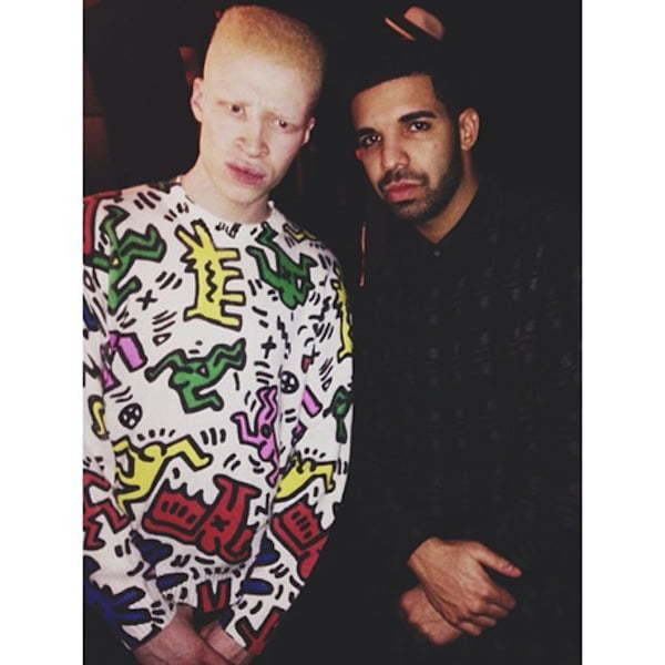 Shaun Ross and Drake