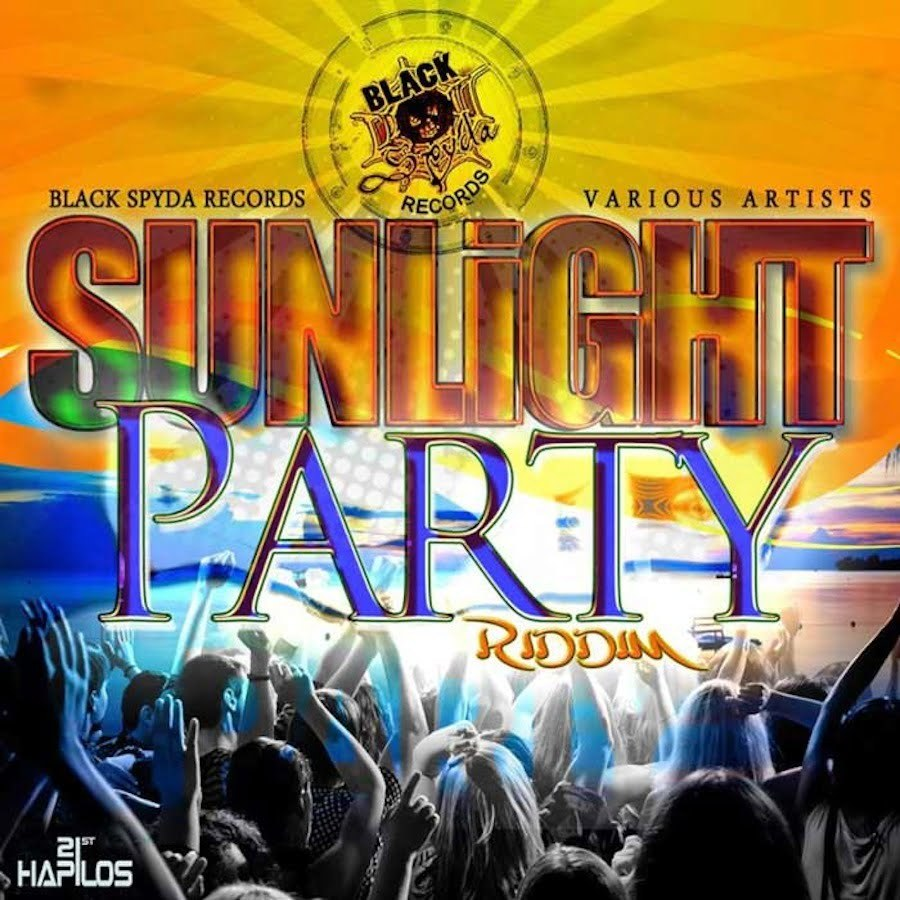 Sunlight Party Riddim cover