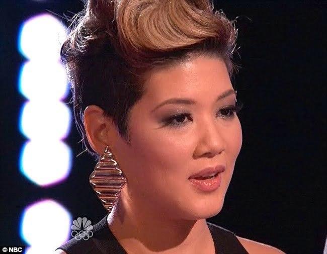 TEssanne The Voice 2013