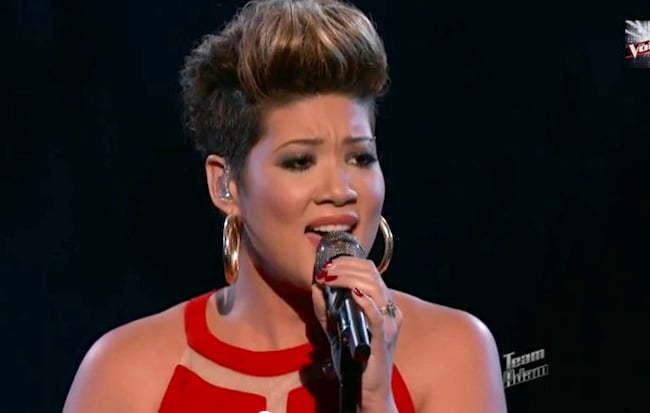 To Style Hair Like Tessanne Chin To Download How To Style Hair Like ...
