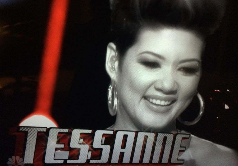 Tessanne Chin Win The Voice 2013