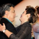 Tessanne Chin and father RIchard Chin