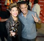 Tessanne Chin and husband Michael Cuffe