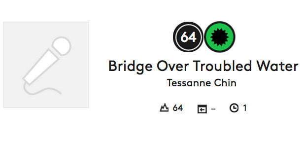 Tessanne Chin billboard hot 100