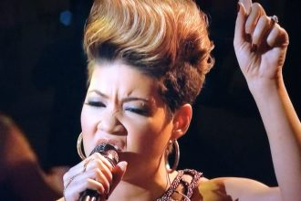 "Tessanne Chin Performed ""Redemption Song"" On The Voice, Dec 2 [VIDEO]"