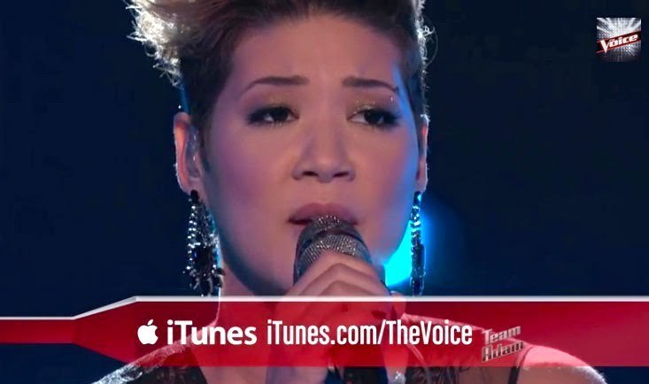 Tessanne Chin The Voice Performance Cracks Top 10 On iTunes