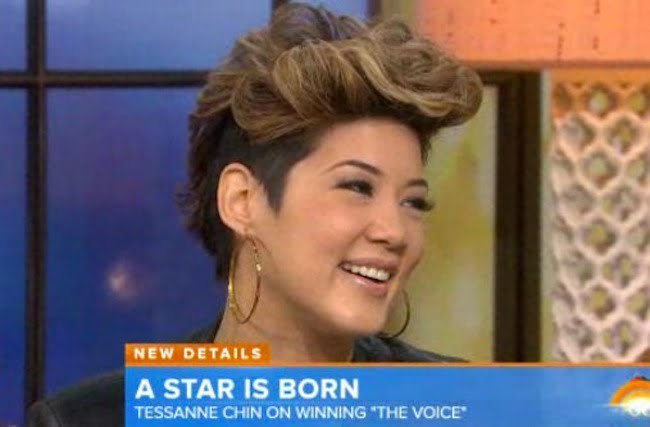 Tessanne Chin on Today