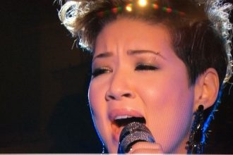 "Tessanne Chin Performed ""Bridge Over Troubled Water"" On The Voice Dec 9 [VIDEO]"