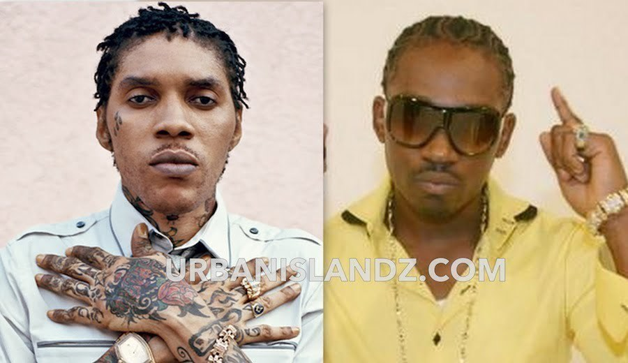 Vybz Kartel and Busy Signal