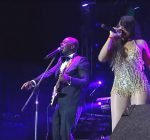 Wyclef and Ishawna Sting