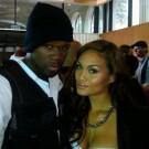 50 Cent and Dahpne Joy