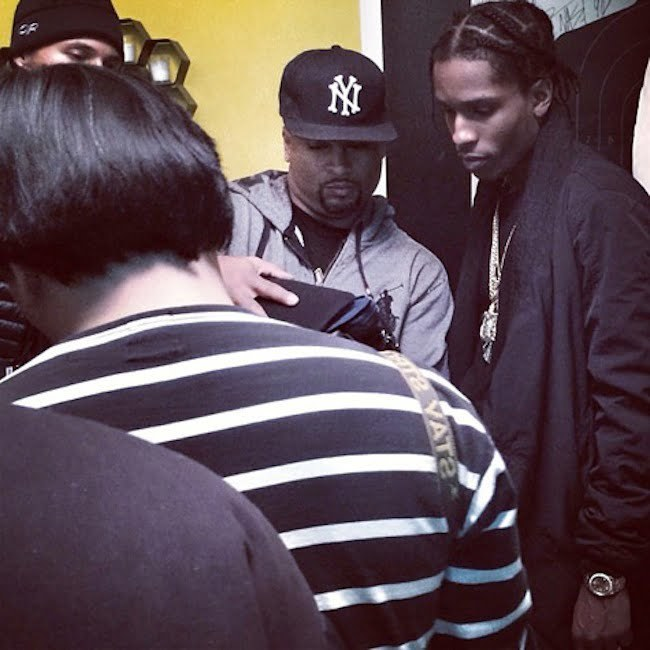 ASAP Rocky Wu-Tang Forever video