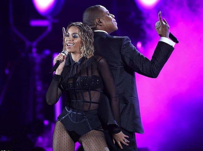 "Beyoncé, Jay Z Performs ""Partition"" Live At BET Awards"