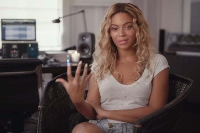 Beyonce self-titled