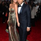Chrissy Teigen and John Legend Grammy 2014