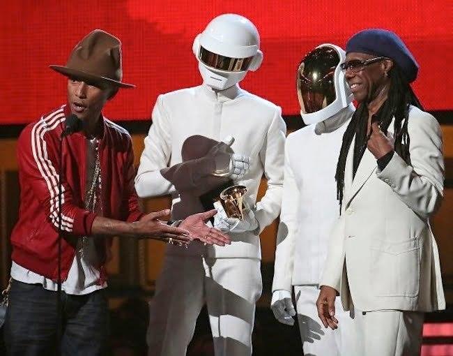 Daft Punk Pharrell
