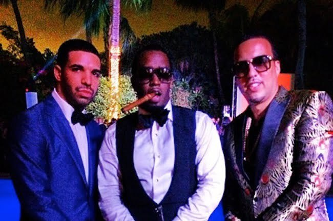 Drake Diddy French Montana
