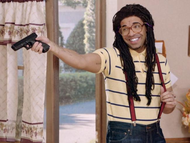 Drake SNL 2014