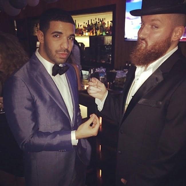 Drake and OB