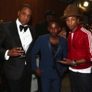 Jay Z Kendrick Lamar and Pharrell