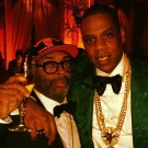 JayZ and Spike Lee