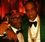 JayZ and Spike Lee