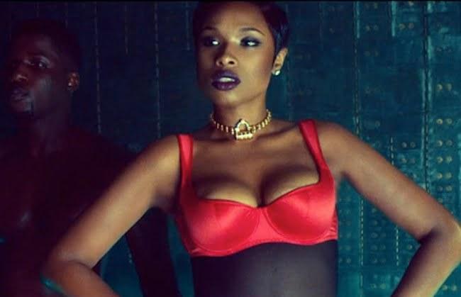 Jennifer Hudson music video