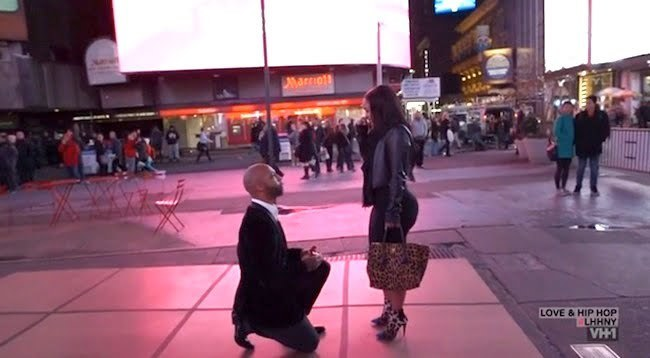 Joe Budden Propose to Tahiry